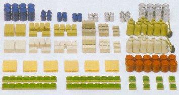 Preiser 79566 - Cargo assorted