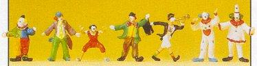 Preiser 79700 - Clowns