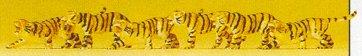 Preiser 79714 - Tigers