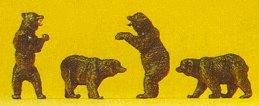 Preiser 79717 - Brown bears