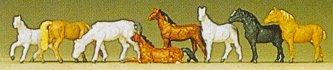 Preiser 88578 - Horses