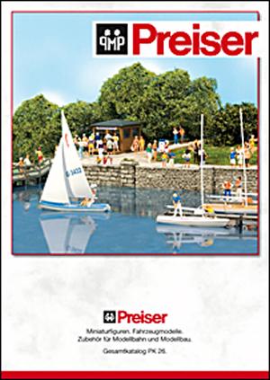 Preiser 93053 - 2015 Catalog