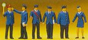 Railway personnel DB