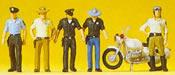 Policemen, USA