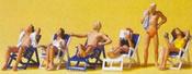 Sunbathers/Fldng Chrs 6/