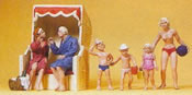 Sun Bathers/Beach Hut 7/