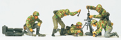 Fighting Mortar Crew