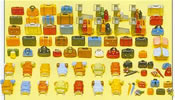 Luggage assortment    90/