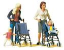 Women/Children w/Stroller