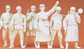 German Guard Unpainted 6/