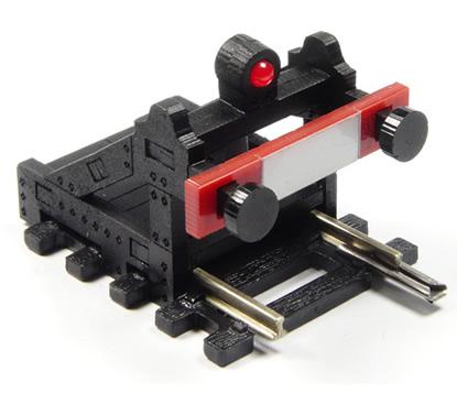 Proses BF-HO-01 - HO Scale Buffer Stop DCC Wireless