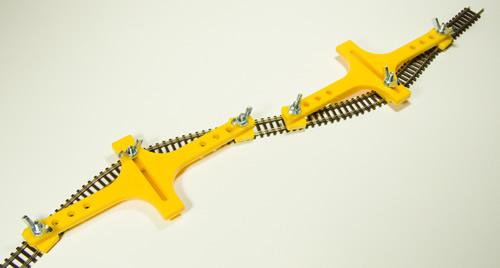 Proses FT-HO-01 - HO Flexible Track Holder