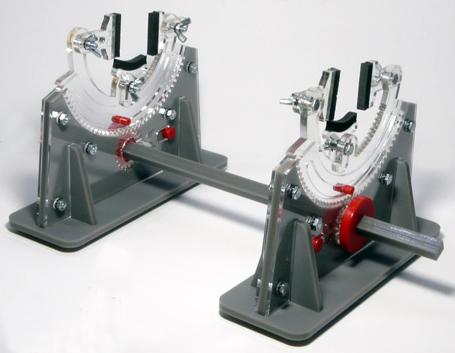 Proses LB-902 - Multiple Gauge Rotating Locomotive Cradle