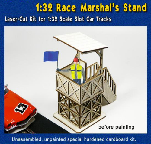 Proses LS-305 - Race Marshals Stand