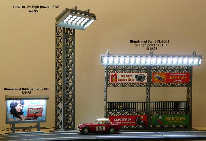 Proses LS-310 - 1:32 Functional LED Light Tower