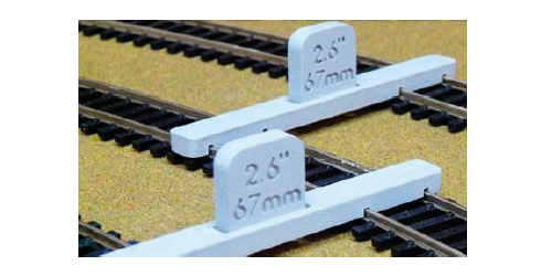 Proses PT-HO-02 - HO Scale Parallel Track Tool 67mm