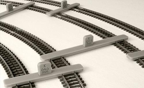 Proses PT-HO-MK - Parallel Track Tools Set for Marklin K-Track