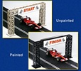 Bridge Gantry for Start Finish and Advertisements