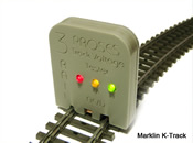 Marklin Voltage Track Tester