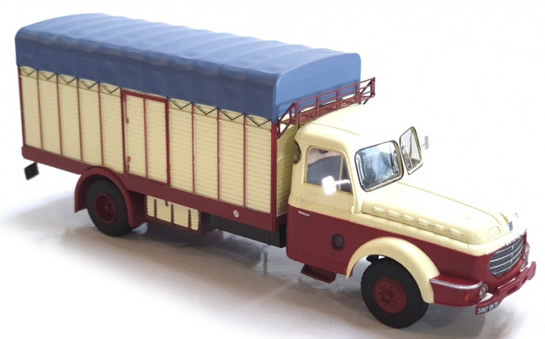 REE Modeles CB-104 - Willeme fruit and vegetable Truck