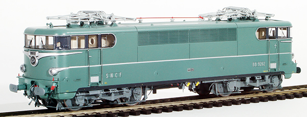 REE Modeles MB-080S - French Electric Locomotive Class BB 9262 of the SNCF (DCC Sound Decoder)
