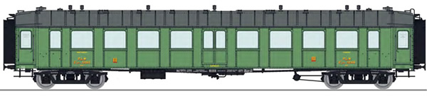 REE Modeles VB-276 - French PLM Railroad Passenger Car OCEM RA  C 9yfi 12155, Era II