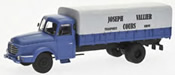 "Willeme Covered Truck ""Joseph Vallier – Transport Cours"""