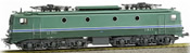 French Electric Locomotive Class CC-7117 of the SNCF RG Avignon - DCC Sound