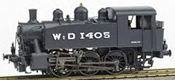 French Steam Locomotive Class CC 030 TU WD-1405 BRUSSELS of the SNCF