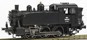 Austrian Steam Locomotive Class CC 030 TU 989.03 of the OBB