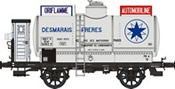French SNCF Tank Car OCEM 19 'DESMARAIS FRERES' No. 562025