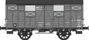French PO Closed Wagon OCEM 19