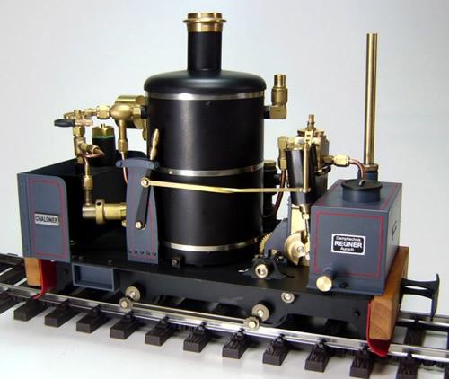 Regner 25470 - Chaloner Easy Line  steam locomotive
