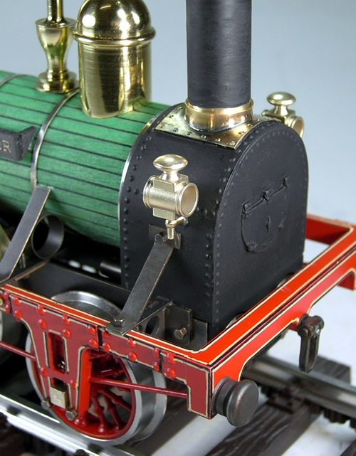 Regner 23500 - 1/32 Scale Live Steam