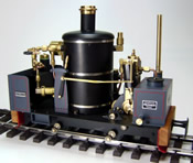 Chaloner Easy Line  steam locomotive