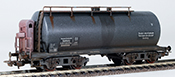German DRG weathred tank car with brakemans cab