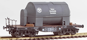 German WWII Wehrmacht V2 Liquid Oxygen Transport in Grey Livery