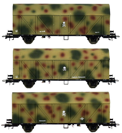 REI 66197 - German Ammunition Transport Set