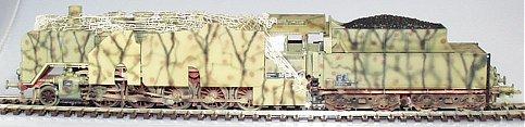 REI REI0008 - BR50 2-10-0 Kriegs Lok