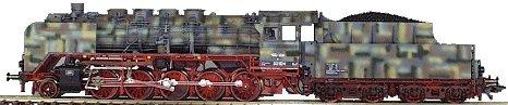REI REI0024 - BR50 2-10-0 Kriegs Lok