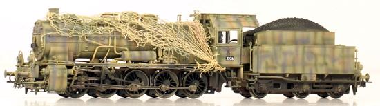 REI REI0029 - BR57 Kriegs Lok in 6 tone camo