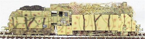REI REI0030 - BR58 Kriegs Lok In Summer Complex Leaf Camouflage