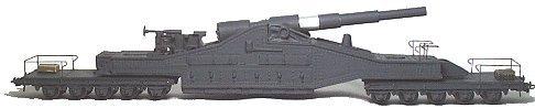 REI REI120 - French M 93 Navel Rail Gun