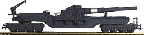 REI REI200 - German Theodor Railway Gun