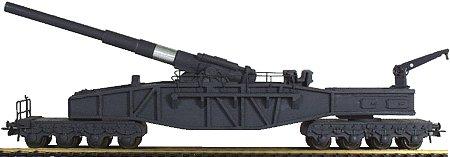 REI REI230 - German 8 Axle Bruno Railway Gun