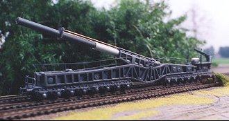 REI REI290 - Siegfried Railway Gun