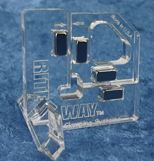 Riteway 10089 - N & Z Scale 90° Clamping Tool Set, contains 2 clamps