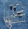 N & Z Scale 90° Clamping Tool Set, contains 2 clamps