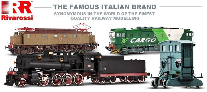 Rivarossi Italian Quality Model Railroading