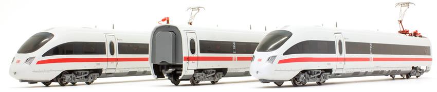 Rivarossi 2210 - German Electric Locomotive ICE-T Set Class 415 of the DB